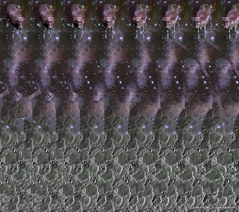 Стереокартинки (стереограммы)