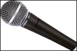 Микрофоны и радиомикрофоны