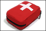 Medical first aid for a child. Home-based procedures