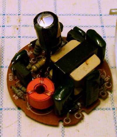 схема электрическая philips