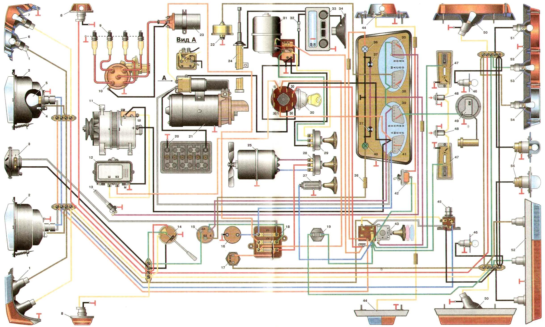 Переключатель напряжения с 12В на 24В МТЗ-80-3022.