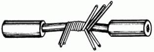 Соединение и оконцевание проводов и кабелей