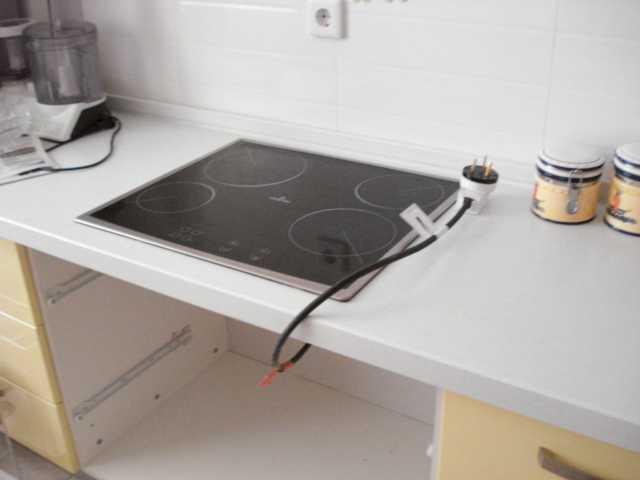 Ремонт сенсорные плиты