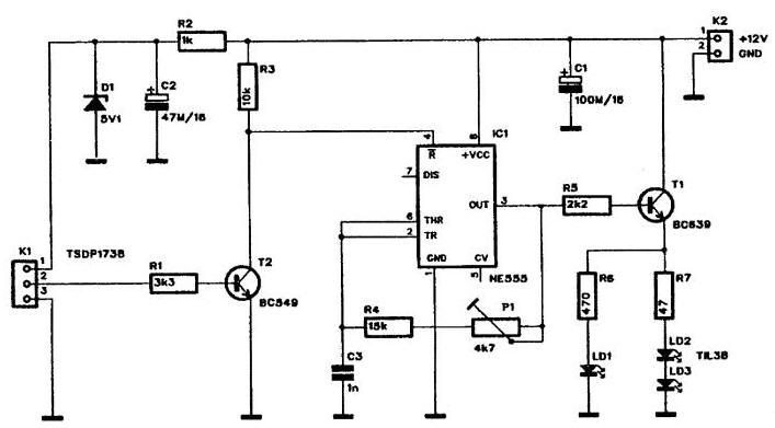 Если фотодиод...  Как было отмечено в преамбуле этой статьи, в системах дистанционного управления и контроля в...