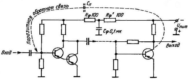 отпугиватель мышей ультразвуковой схема