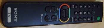 Управление освещением с любого пульта ДУ. ИК пульт ДУ Sony