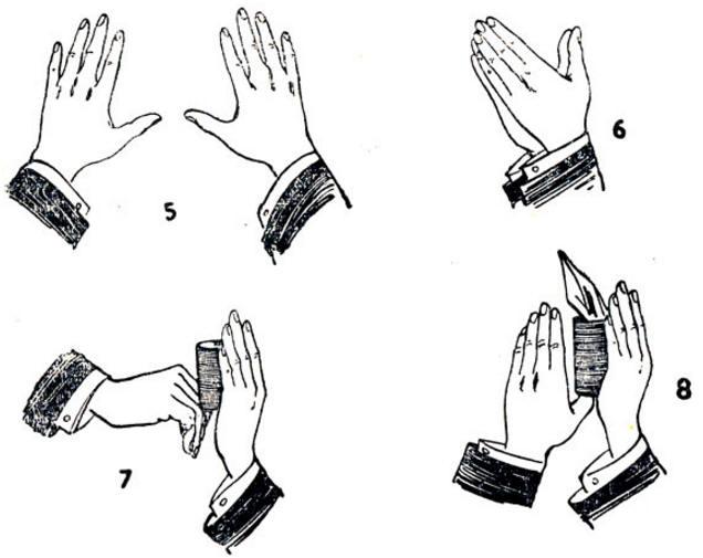 конденсаторы фокусы с монеткой картинками руки жутко